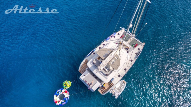Catamaran Altesse Online Brochure