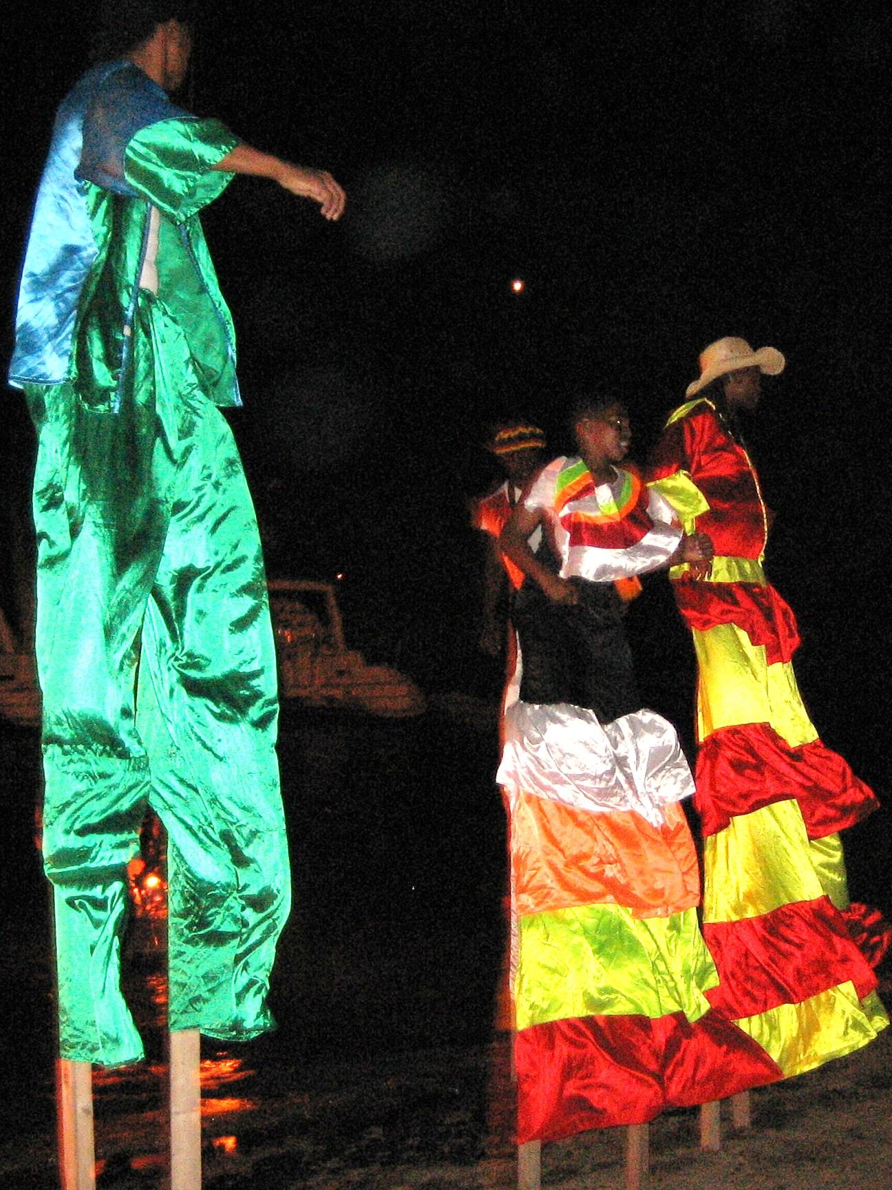 Jumbie Dance
