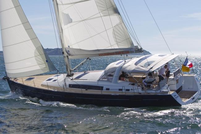 Sailboat Blue Passion
