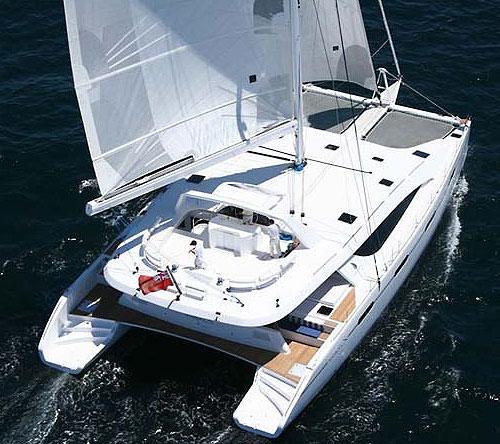 Catamaran Zingara