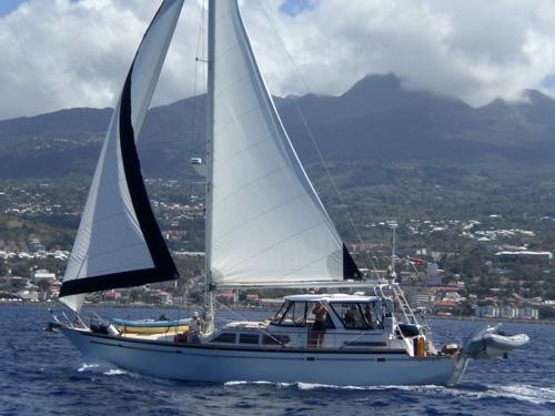 Sailboat Verna Breeze