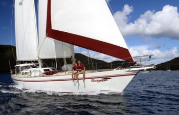 Sailboat Flamboyance
