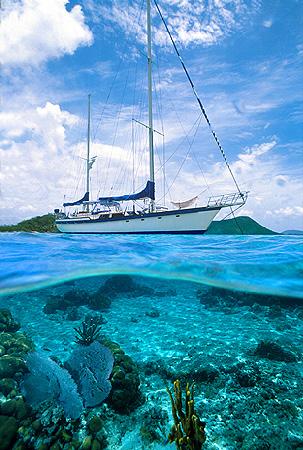Sailboat Sandcastle
