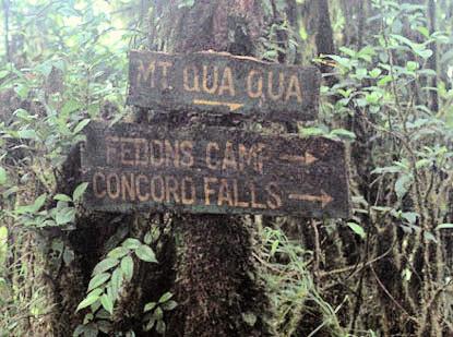 Grenada's Mt. Qua Qua