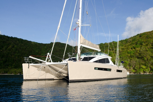 Catamaran Xenia 62ft Online Brochure