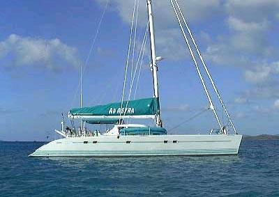 Catamaran Ad Astra