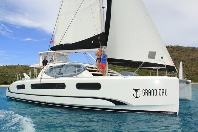 Catamaran Grand Cru Online Brochure