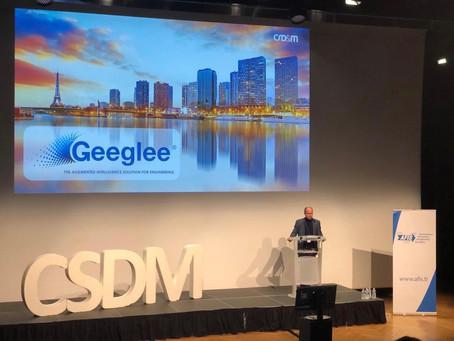 December, 18-19, 2018 - Geeglee at CSD&M'18