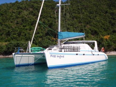 Catamaran Free Ingwe