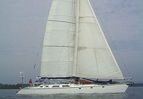 Sailboat  Aloha Malolo