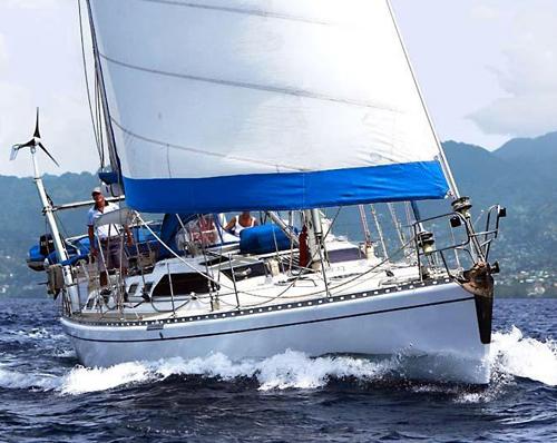 Sailboat Scorpio