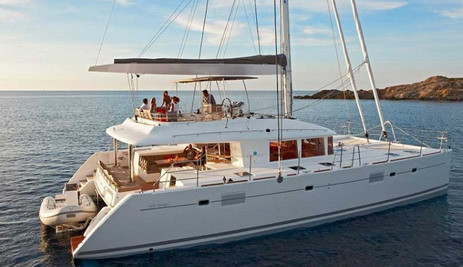Charter Yacht Azulia ll