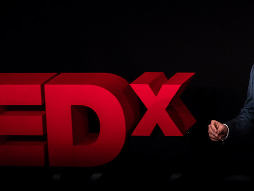 """Geeglee at TEDx """"The Next Chapter"""""""