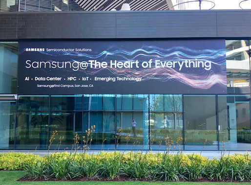 """April, 2019 - Sharing """"The Heart of Geeglee's technology"""" with Luc Julia Samsung@First Campus, San J"""