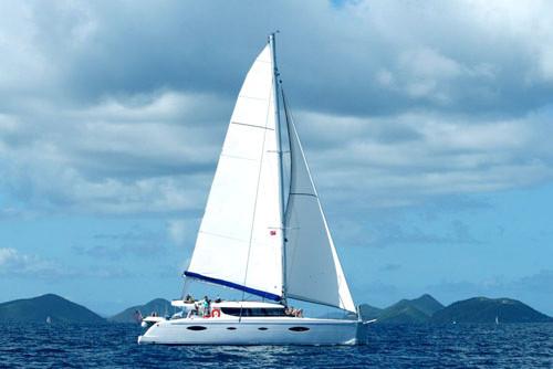 Catamaran Sweetest Thing Online Brochure
