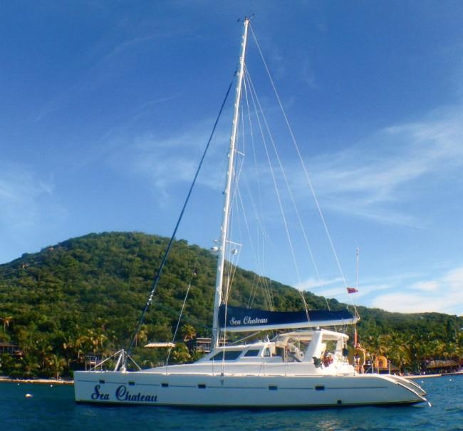 Catamaran SEA CHATEAU  Online Brochure