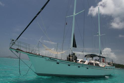 Sailboat Sublime