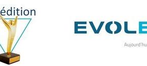 [AWARD] Geeglee finalist of EVOLEN innovation price