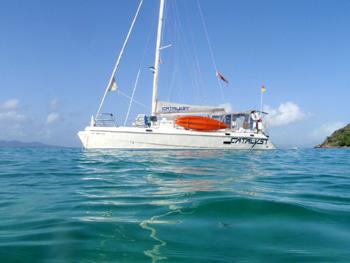Catamaran Catalyst
