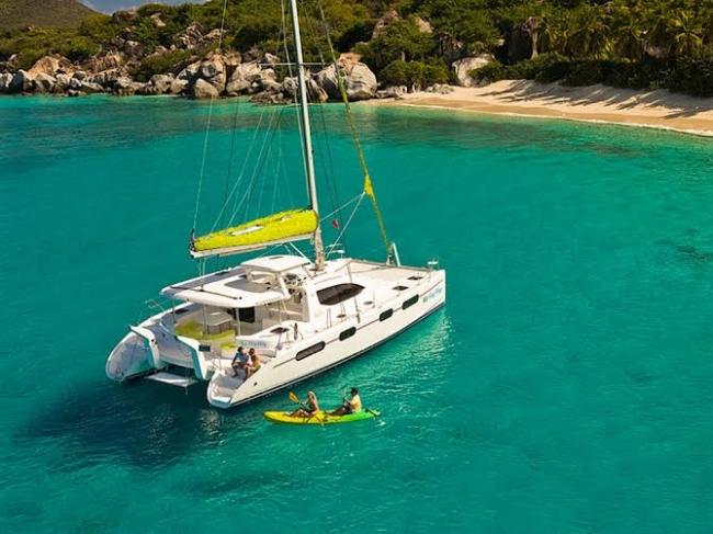 Catamaran Flip Flop
