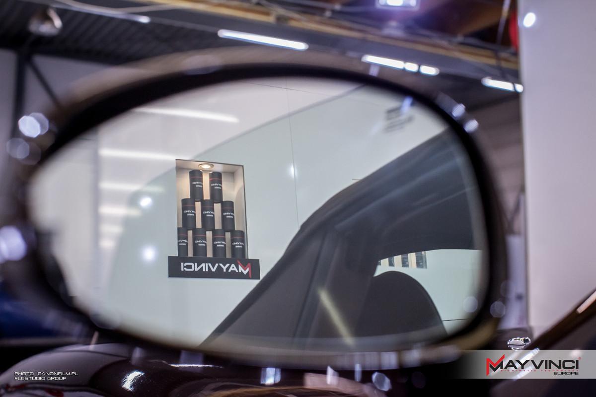 Bor Cardetailing - hoogglans spiegeleffe