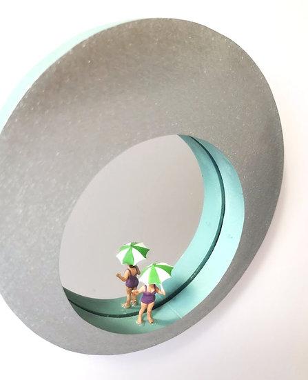 Miniature Baigneuse