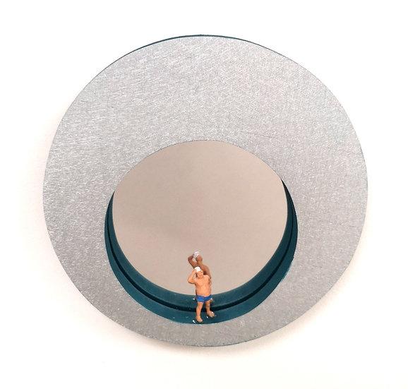 Miniature baigneur