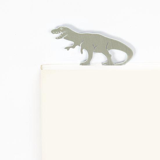 Marque-page motif Dinosaure