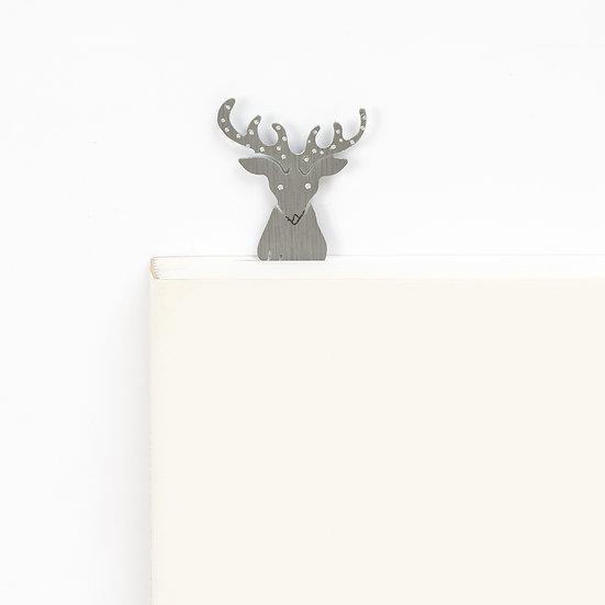 Marque-page motif Cerf