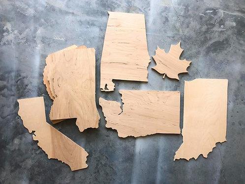Individual Wood States