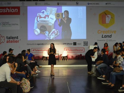 Fashion Startup en Talent Land