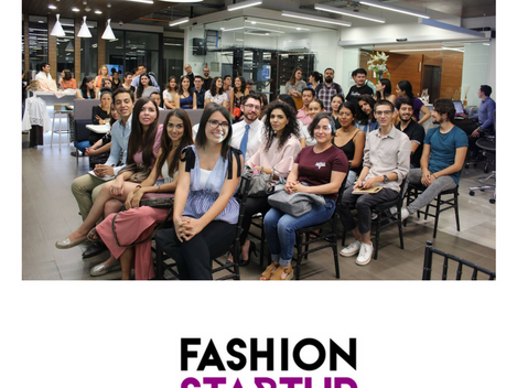Networking Fashion Startup Junio