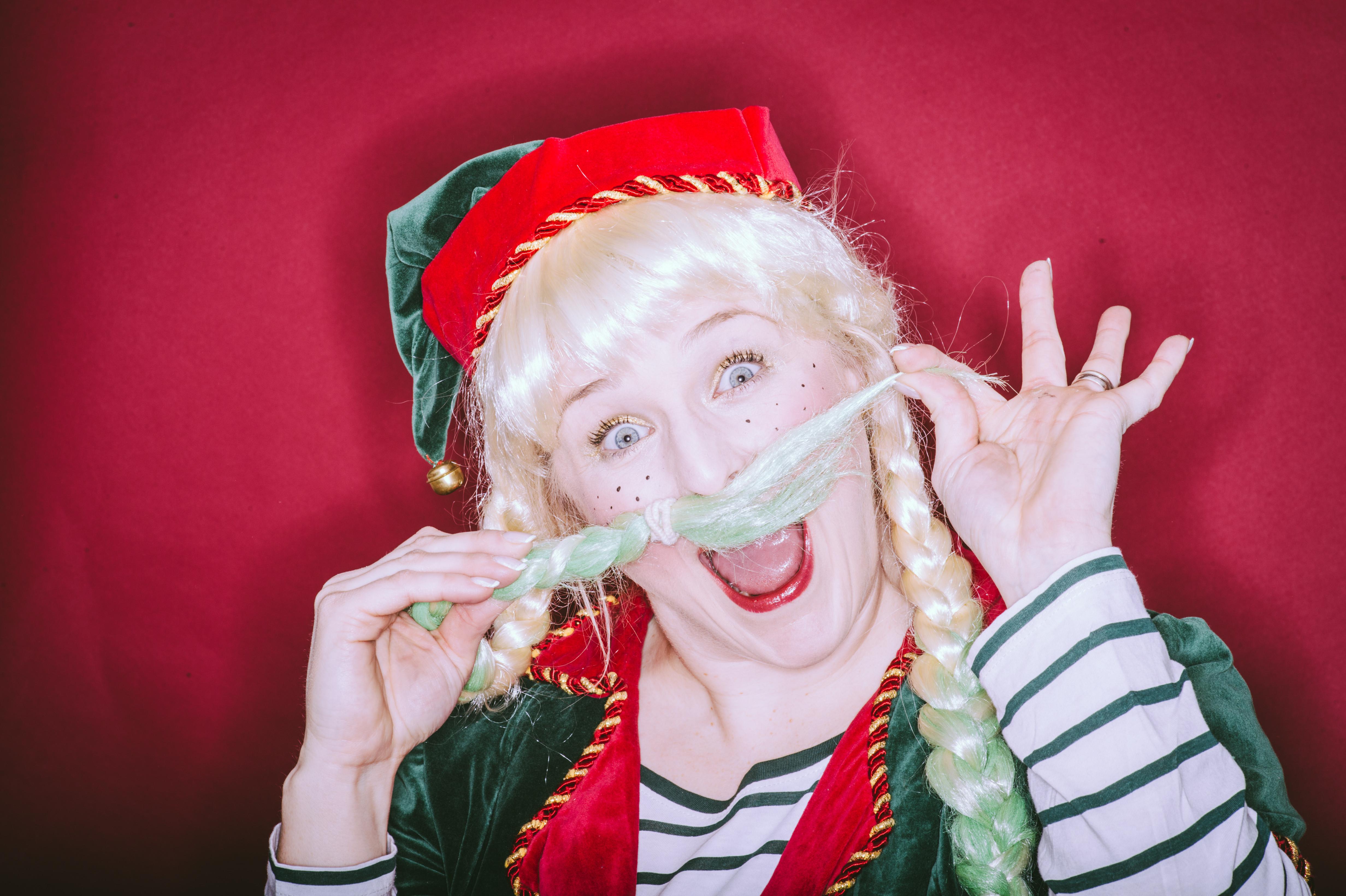 Pickle Bottom the Elf