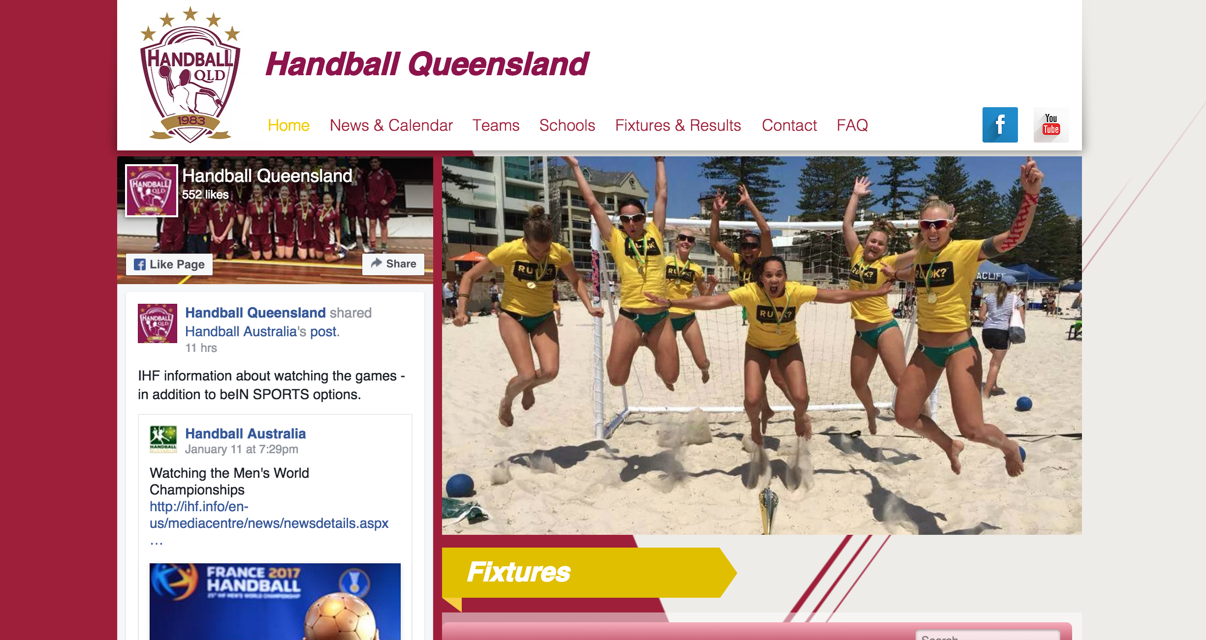 Handball QLD Association