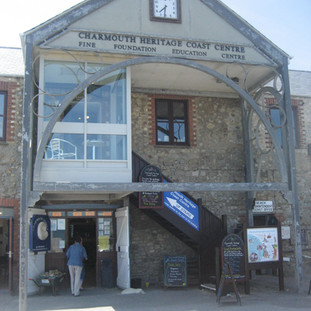 Charmouth Visitor Centre.JPG