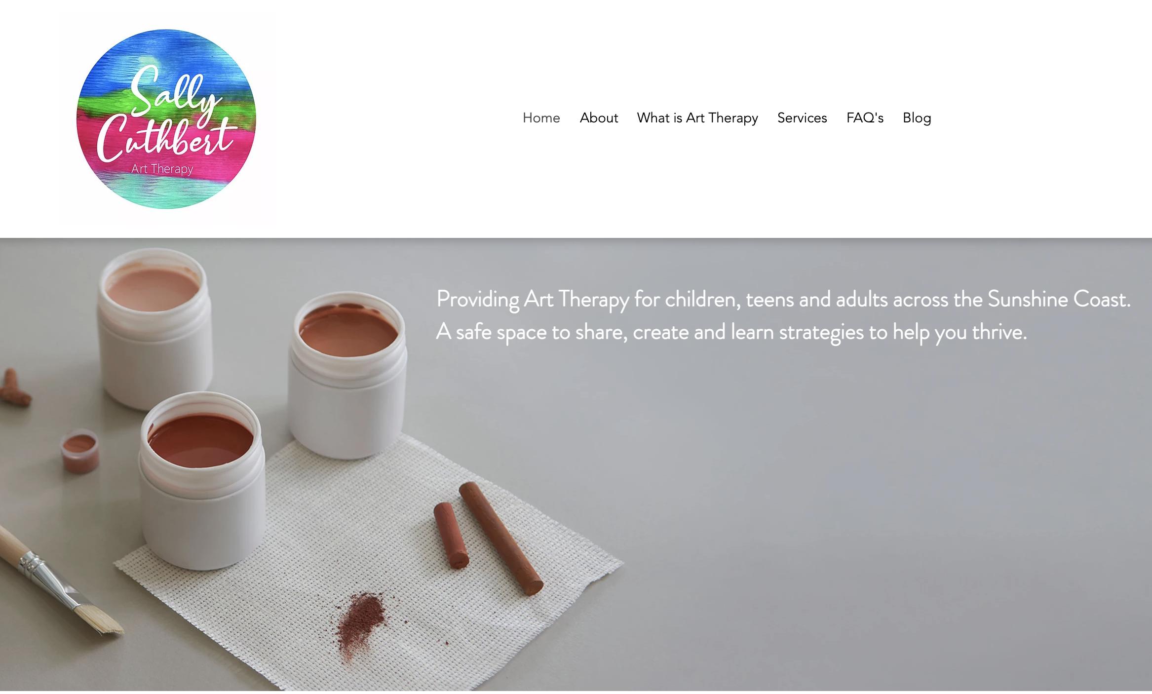 Sally Website