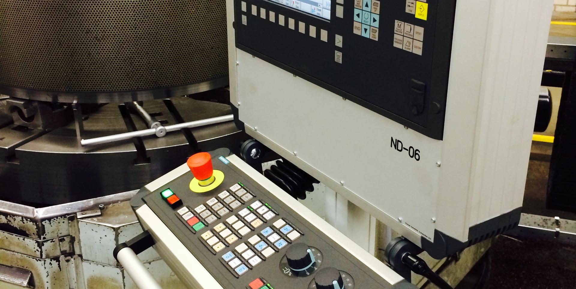 CNC bedienlessenaar