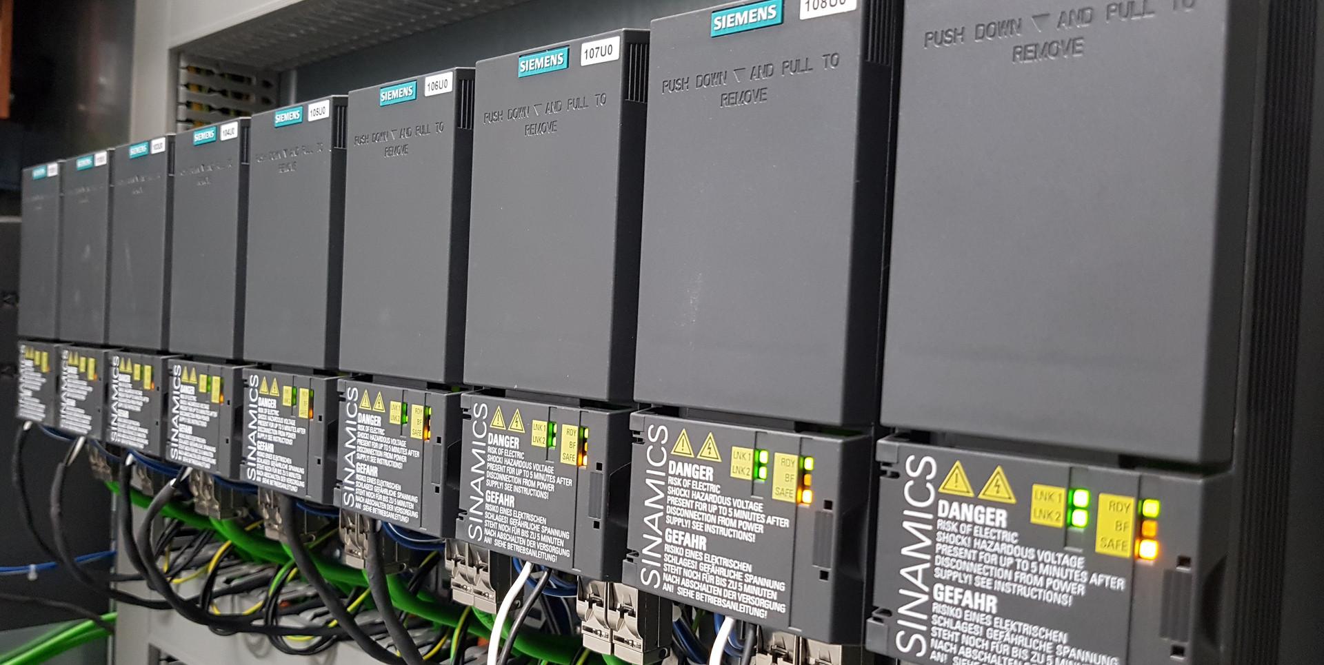 Frequentieregelaars Siemens