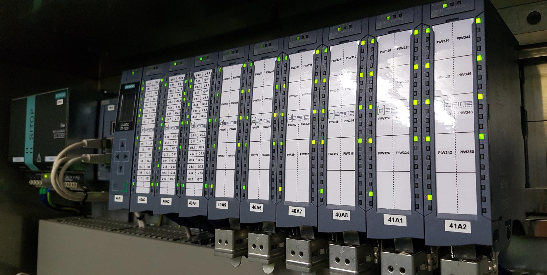 Siemens S7-1500 PLC