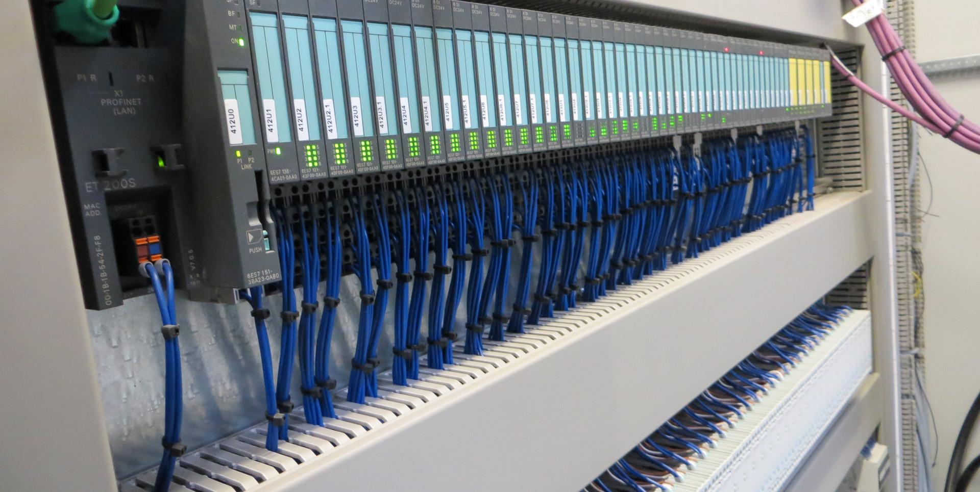 Siemens ET200S Remote IO