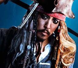 Jack Sparrow Pirates of the Caribbean ジャックスパロウ パイレーツオブカリビアン
