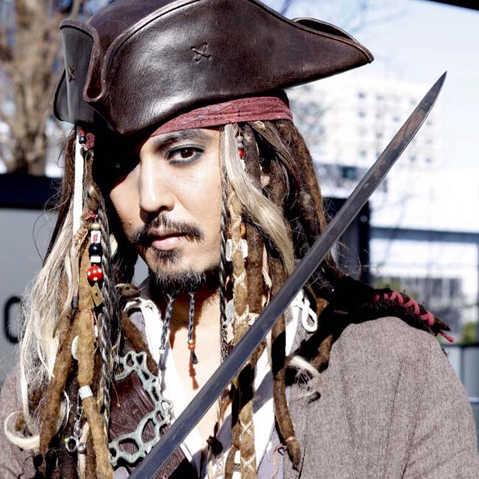 Jack Sparrow ジャックスパロウ Jack the Magician ジャックマジシャン