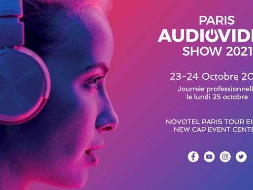 Design Audio vous parle du Paris Audio Vidéo Show 2021