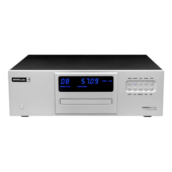 EMM LABS⎮ XDS1 V2  CD-SACD Player