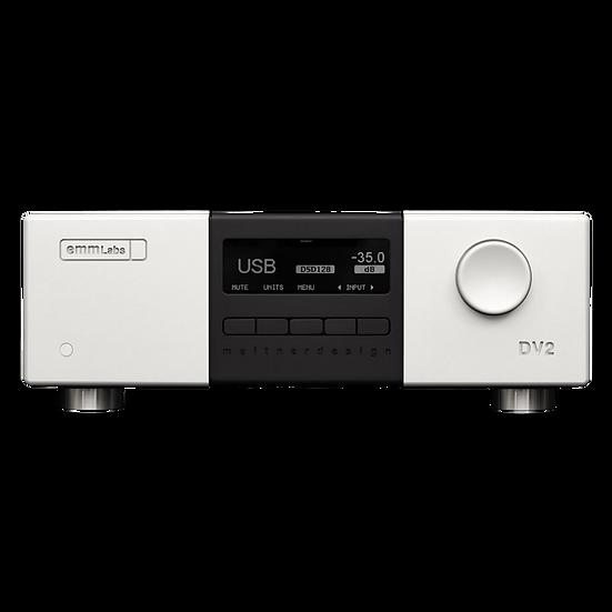 EMM Labs ⎮ DACX V2 D/A Converter