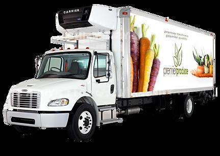 South Florida's Fresh Produce Distributor Rainbow Carrots