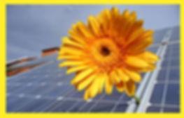 Solaranlage, Photovoltaikanlage, Solarstrom, Solarwärme