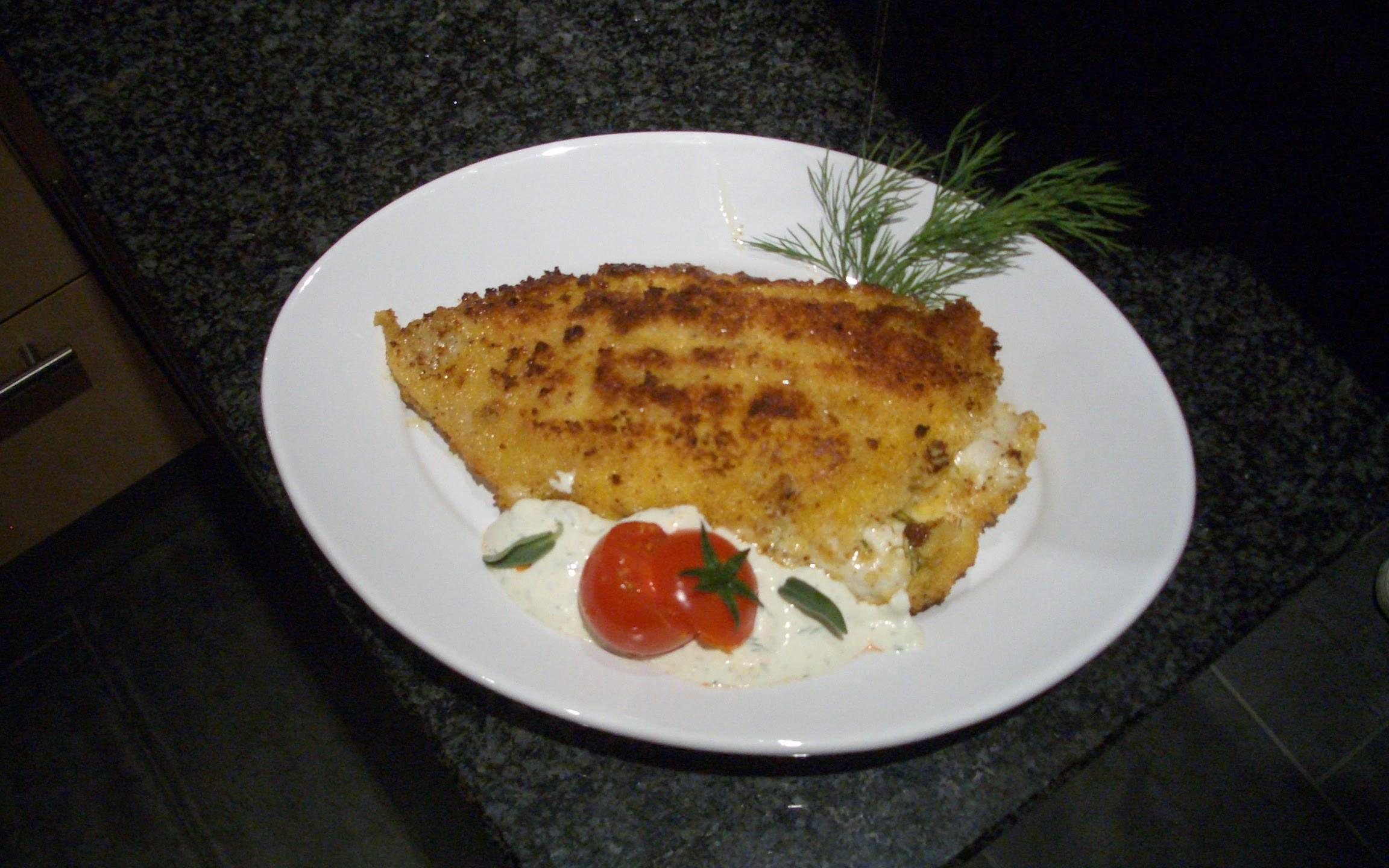 Fisch Cordon Bleu