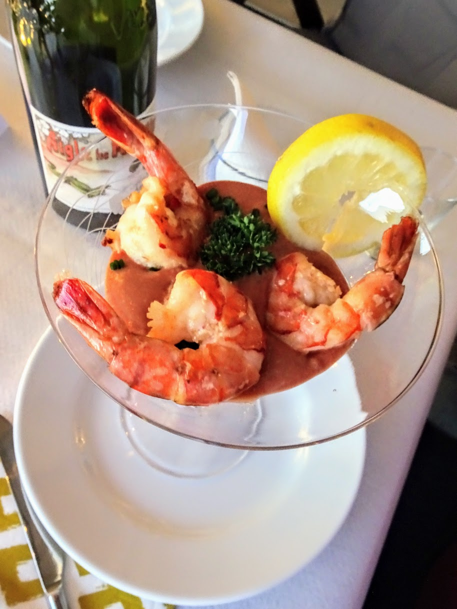 Shrimp-Cocktail Malibu