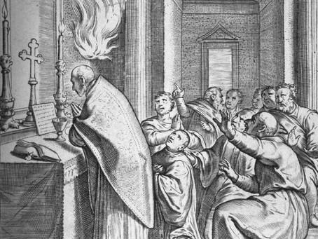 La grazia della prima messa
